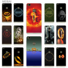 Meibai Lord Of The Rings Transparan Hard Case untuk Huawei Y6 Pro Y3 Y5 2017 Y3 II Y5 II Nova 3i Y5 Y7 Prime 2018 Cover Y9 2018(China)