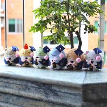 Плюшевая Японская игрушка Sumikko gurashi в ассортименте