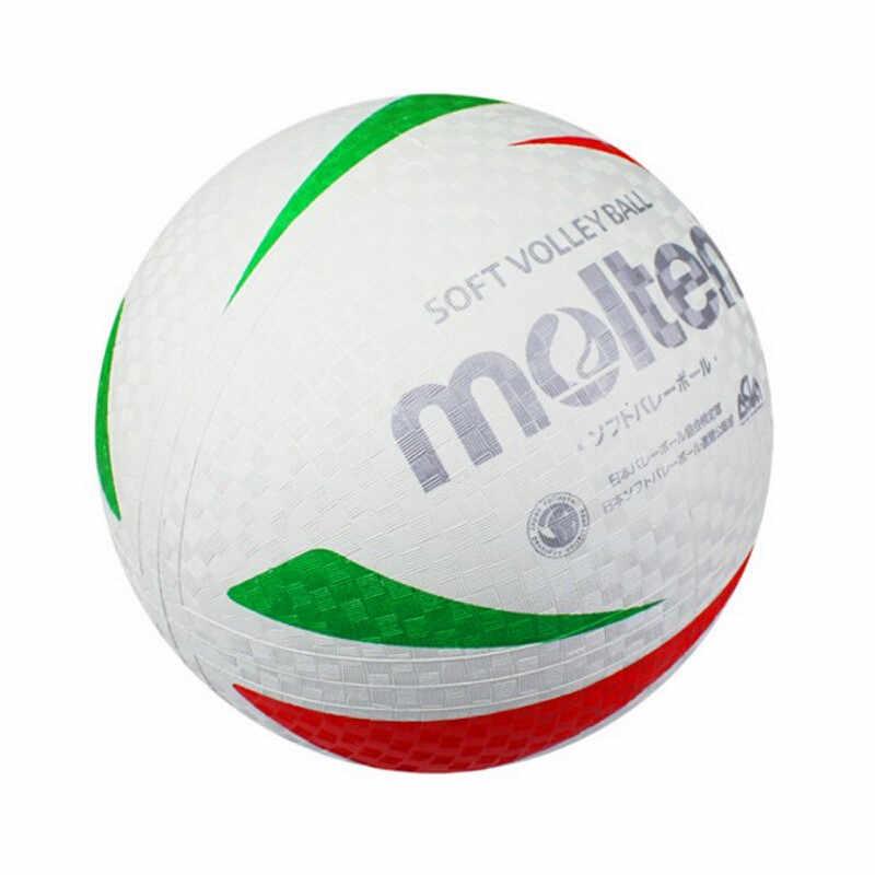 Stopionego piłka do siatkówki S2V1201 voleibol gry na plaży siatkówki oficjalnych topu miękkie siatkówkę pallavolo bola de volei