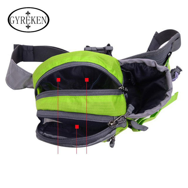 2016 Waist Bag High Quality Waterproof  Portable Compact Multifunctional Travel Bag As a Birthday Gift  Backpackers