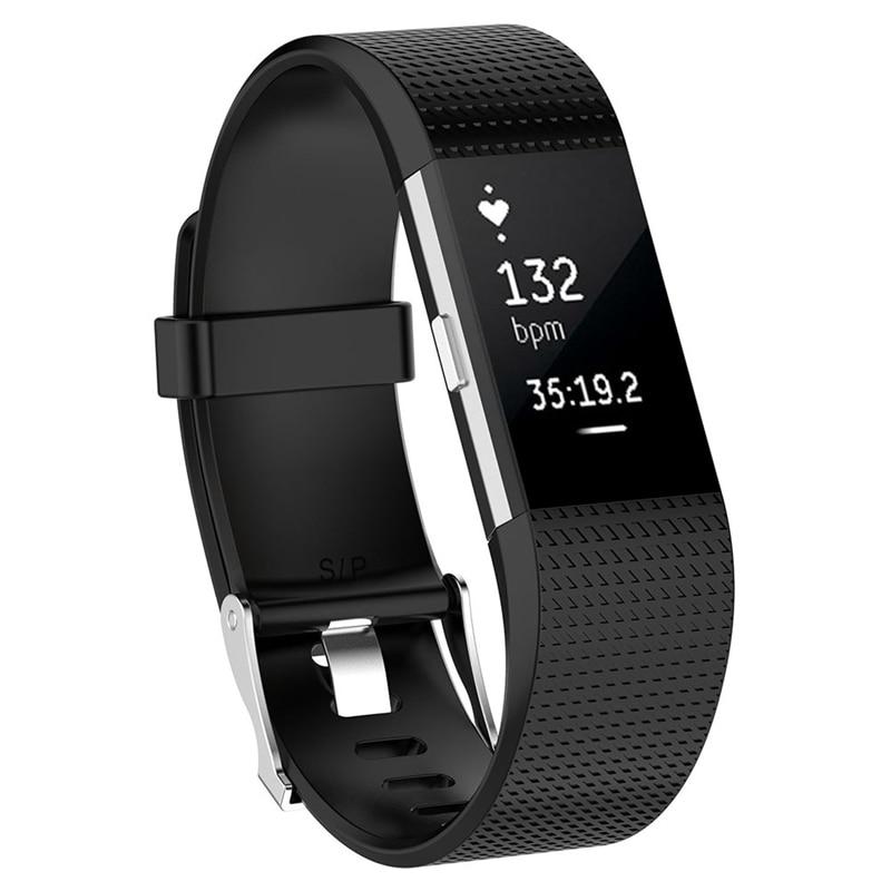 ALLOYSEED reloj inteligente banda de pulsera para Fitbit Charge 2 - Electrónica inteligente - foto 3