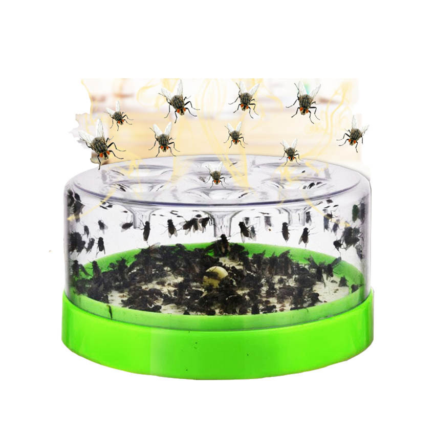 Effective Flytrap Pest Catcher Killer for Hotel Restaurant Home Indoor Automatic Artifact Caught Fly Killer Fly Traps