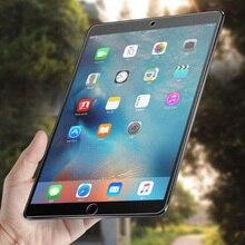 2.5D матовое закаленное стекло никаких отпечатков пальцев Экран протектор для Apple iPad Pro 2017 2018 9,7 10,5 11 матовый Tablet Стекло фильм
