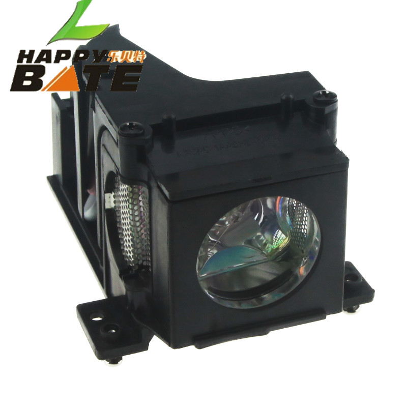 HAPPYBATE POA-LMP107/610-330-4564 Replacement Projector TV Lamp with Housing for PLC-XE32/PLC-XW55A/PLC-XW56 free shipping plc xm150 plc xm150l plc wm5500 plc zm5000l poa lmp136 for original projector lamp bulbs happybate