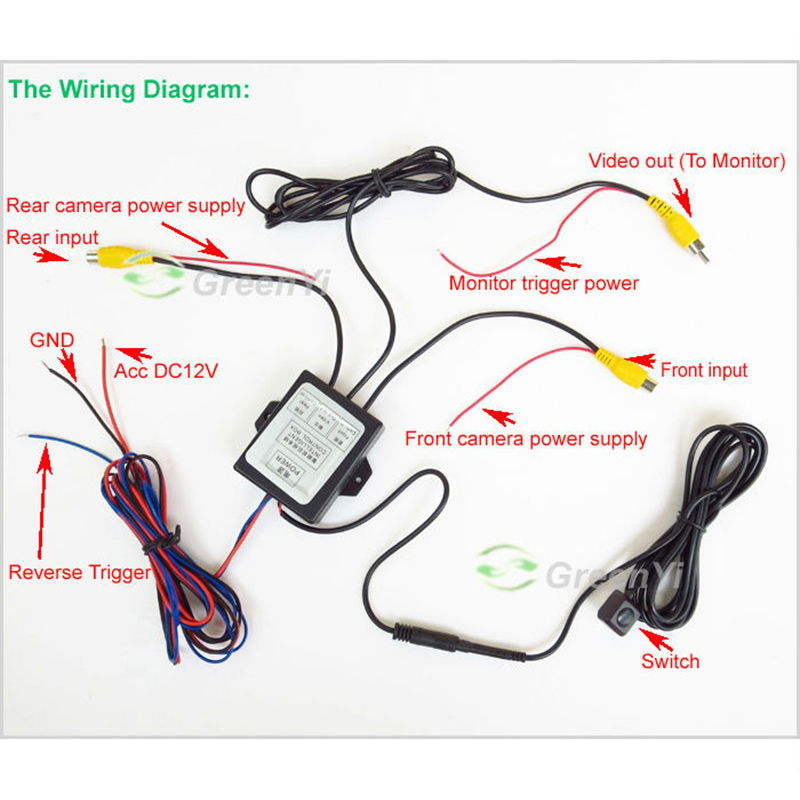 2011 f 150 backup camera wiring diagram 2011 f