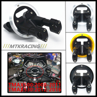 Free Shipping T Max New KIT RISER POUR GUIDON T Max 530 TMax 530 ABS 2006