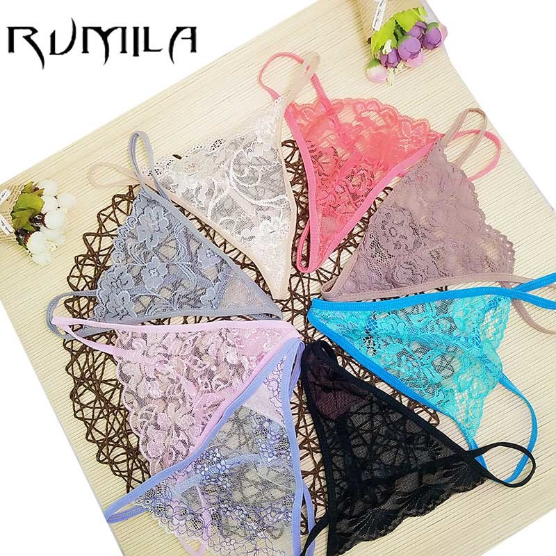 Women Modal Lace Many Color Size Sexy Underwear/ladies Underwpanties/lingerie/bikini Ear Pants/ Thong/g-string 1pcs/lot  Ah46
