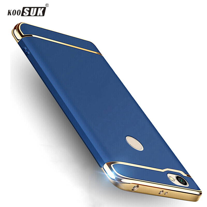 OPPO F5 Case KOOSUK Luxury 3 in 1 Shell Plating Back Cover Case For OPPO F5 A73 A79 Phone Cases Fundas Coque A73T