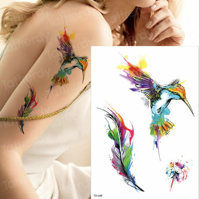 Tattoo Designs For Girls Peacock Feather