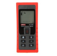 UNI T UT393 Handheld 0 05 100m Laser Distance Meters W Area Volumn Pythagoras Theorem Calculation