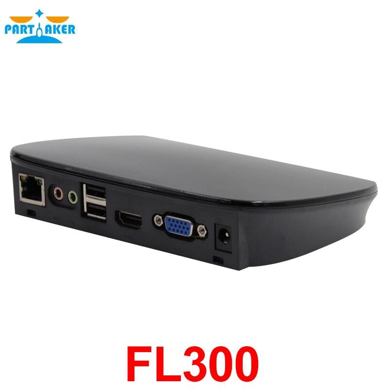 ФОТО Linux Mini PC Thin Client FL300 Cloud Terminal RDP 7.1 ARM A9 Dual Core 1.5Ghz Processor 1GB RAM HDMI VGA WiFi Thin Client