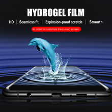 Hydrogel Film For Samsung Galaxy S6 S7 Edge S9 S8 Plus Note 8 9 7 FE  Soft 3D Full Cover Screen Protector Nano TPU Not Glass