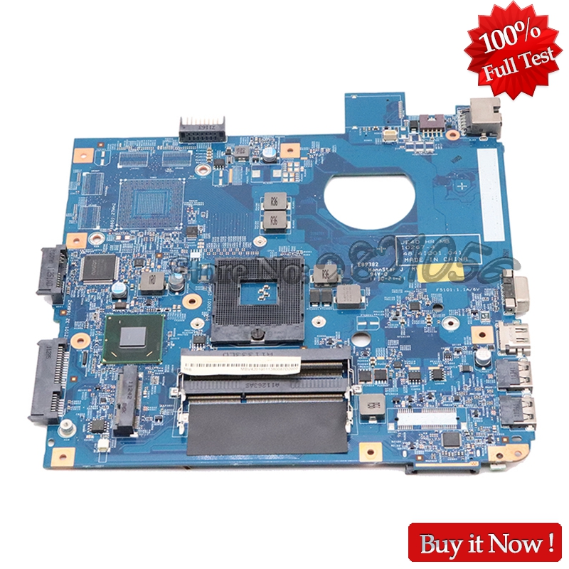 NOKOTION Laptop Motherboard For Acer aspire 4752 4755 JE40 HR MB 10267 4 48 4IQ01 041