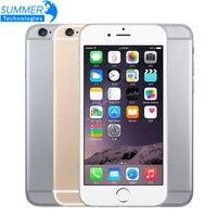 Оригинальный разблокированный Apple iPhone 6 мобильный телефон IOS двухъядерный LTE 4,7 ips 1 Гб ram 16/64/128 ГБ rom б/у мобильные телефоны