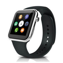 ZAOYI 2017 New A9 Smartwatch Bluetooth Smart Watch For Apple/iPhone/Android Intelligent Clock Wearable Devices Watch inteligente
