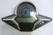 Car modification accessories car modification LCD instrument electronic stopwatch