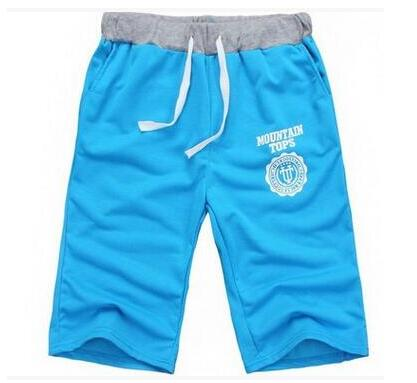 Hot Sales! Free Shipping 2017 Summer New Male Short Pants Fashion Men's Casual Sportwear Beach Shorts Man