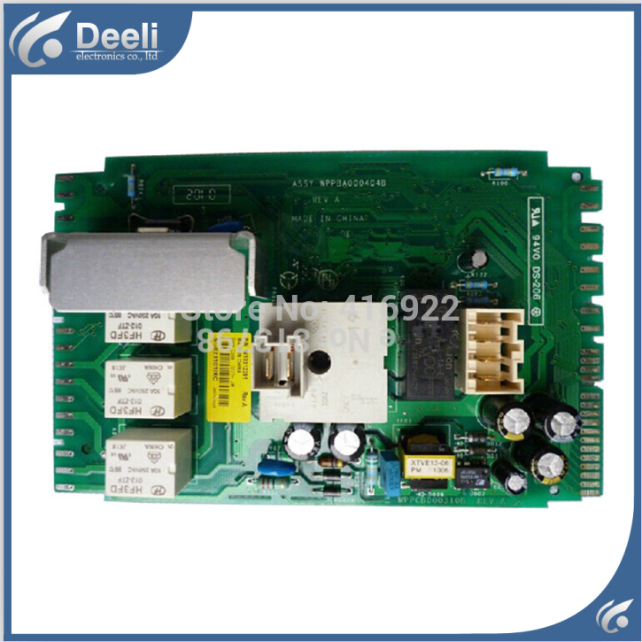 Free shipping 100% tested for washing machine WFS1075CW/CS computer board motherboard C1S1 W10442281 on sale 100% tested for washing machine board wd n80051 6871en1015d 6870ec9099a 1 motherboard used board