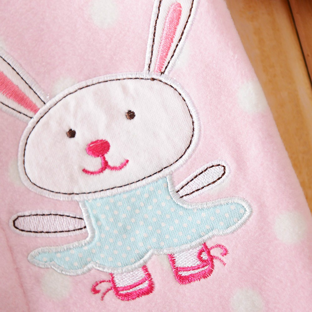 2016-Autumn-Spring-Wave-Point-Baby-Fleece-Pajamas-Rompers-One-Pieces-Long-Sleeve-Jumpsuit-Cute-Animal-Baby-Sleep&Play-Clothes-CL0886 (14)