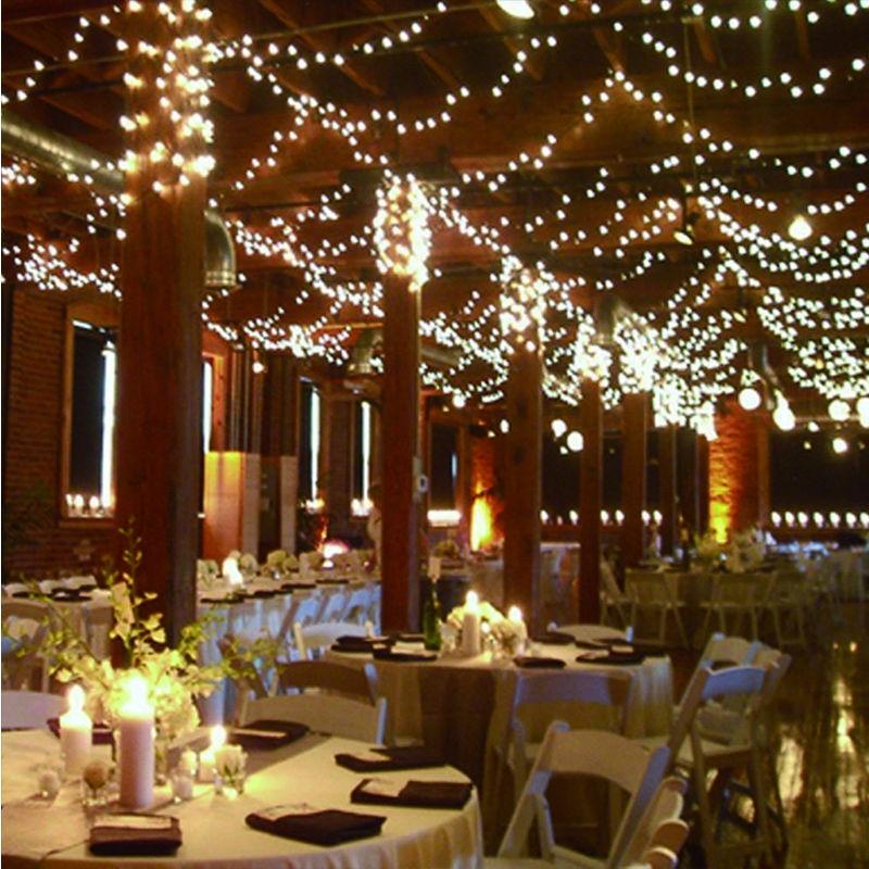 22M 200 LED solar membawa lampu tali Garland Krismas Lampu Suria - Pencahayaan perayaan - Foto 6