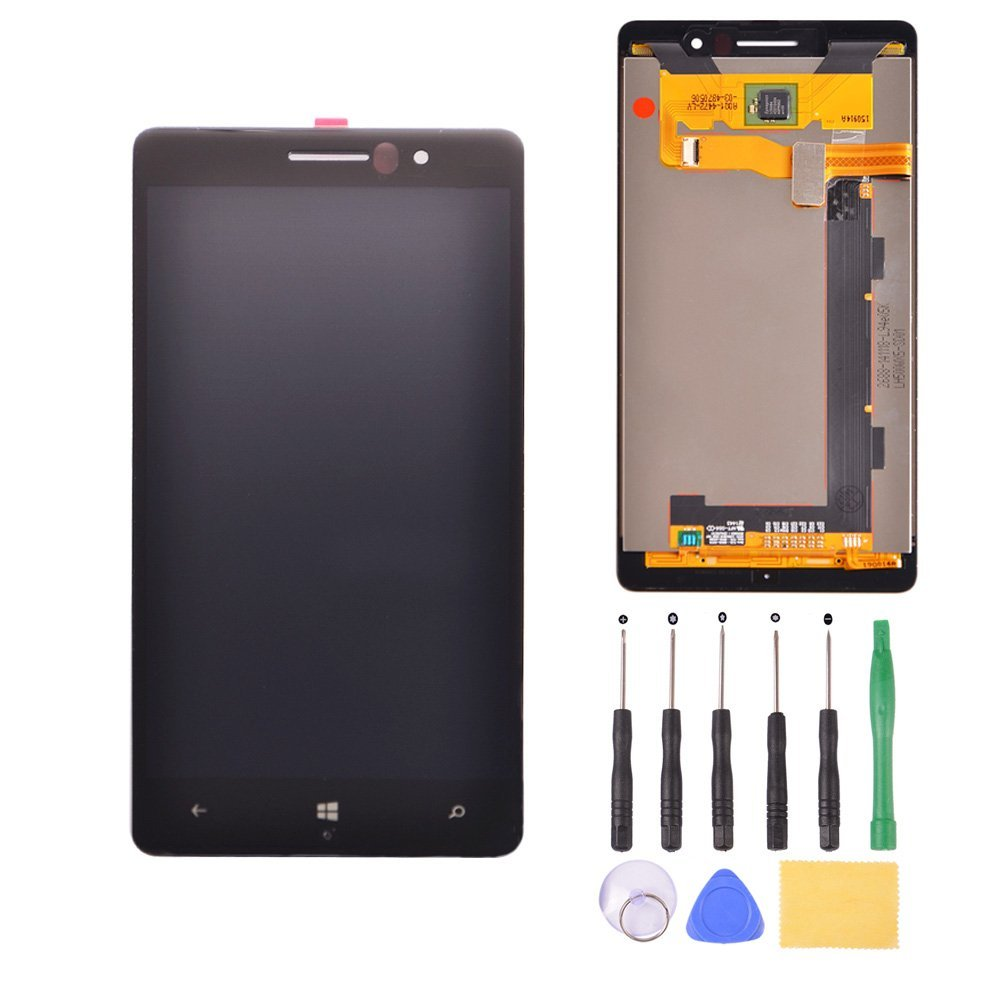 OEM LCD Display Touch Screen Digitizer Assembly For Microsoft Nokia Lumia 830