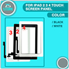 Tested Touch Screen For Ipad 2 3 4 Touch Screen Panel Digitizer With Home Button Flex