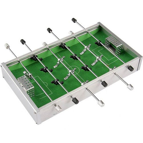 New Arrived !Football Soccer Tables with 2 Steel Balls Mini Alloy-54677