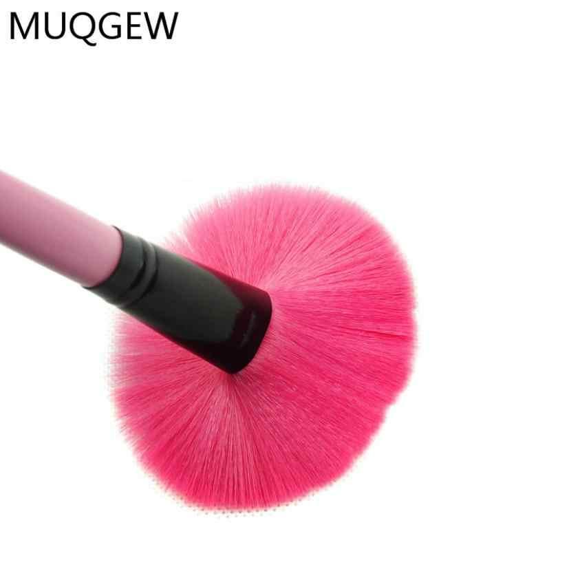 OutTop 2018 Recém Pro 32 pcs Bag Bolsa Caso Superior Macio Pincel de Maquiagem Cosméticos Set Kit ROSA 4.17