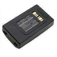 Bateria do li-íon de 6800mah 3.7v 94acc0046 BT-0016 para substituição recarregável do acumulador do varredor do código de barras de skorpio x3 datalogic