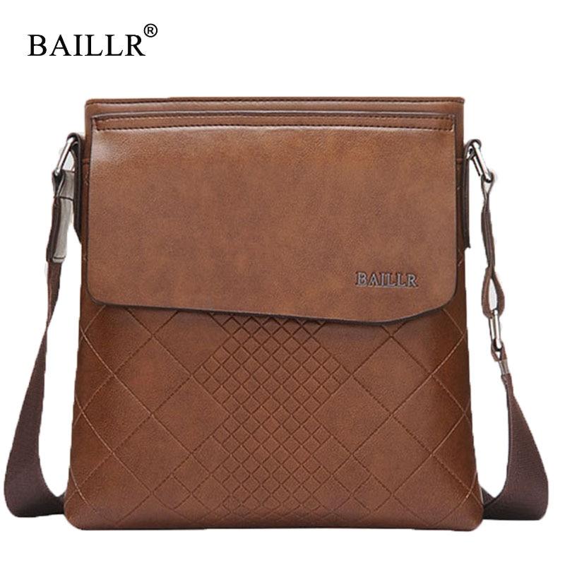 Men Bag Shoulder-Bag Crossbody-Bags Business-Handbag Messenger Small Vintage Hot-Sale