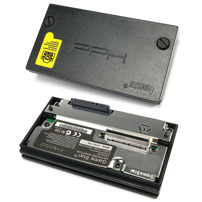 SATA/IDE HDD Network Adapter for PS2 Game Console for Playstation 2 Fat Games Console