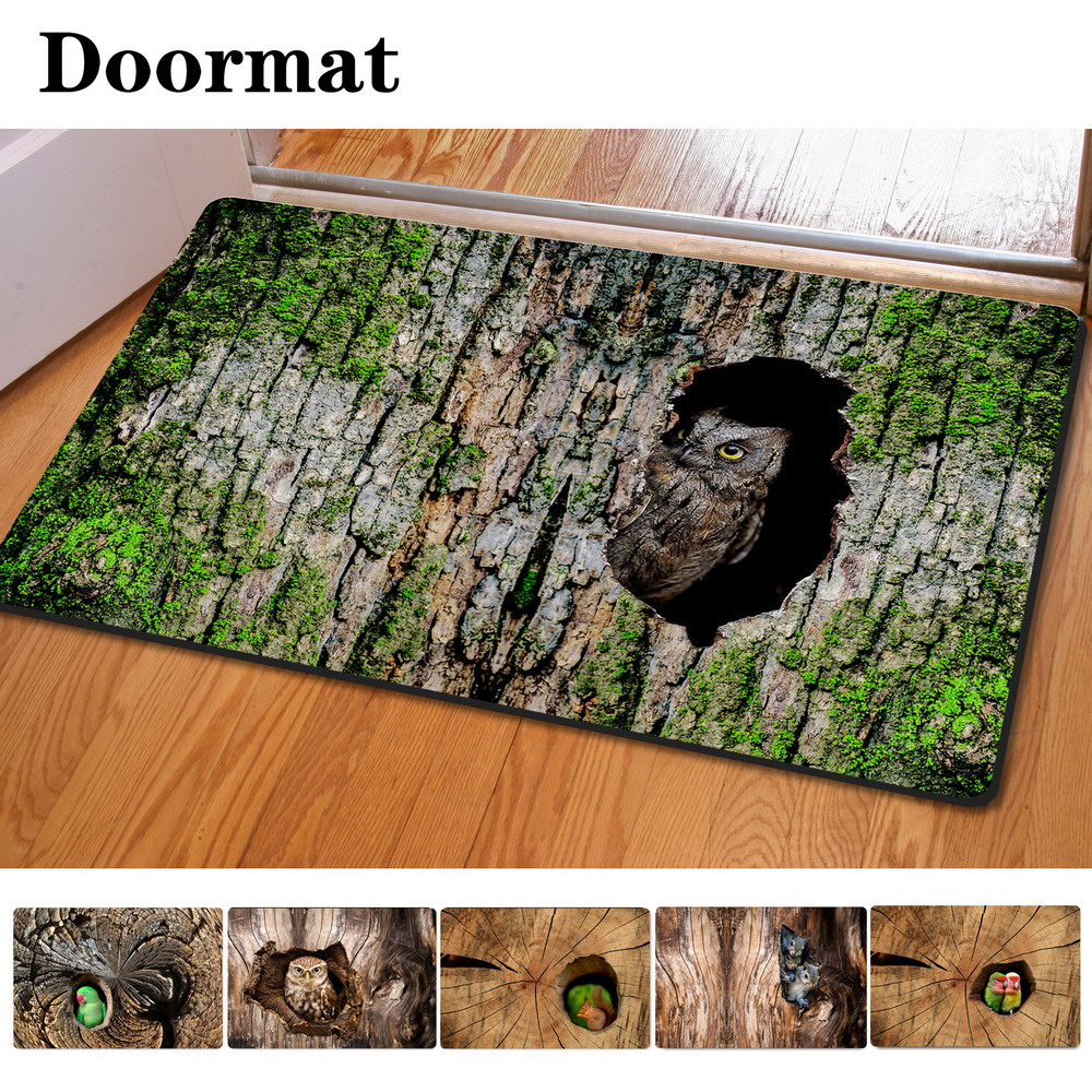how to make a doormat from carpet