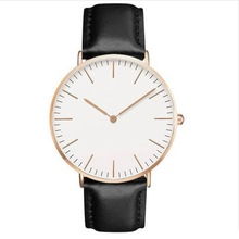 Fashion casual Trend Quartz Women Watch Simple Temperament Atmosphere Wrist  High quality Brand Leather