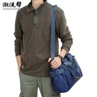 2016 NEW Brand Fashion Waterproof Nylon Oxford Cloth Bag Women Handbag Men Shoulder Messenger Bag Travel