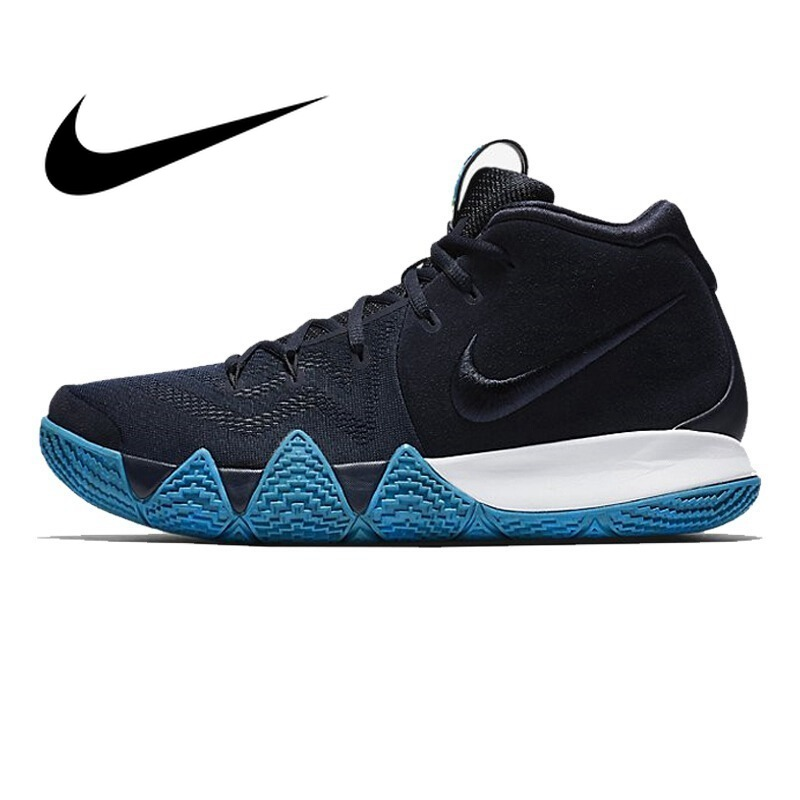 cf74814f6 Original New Arrival 2018 NIKE 4 EP Men s Basketball Shoes Sneakers Lace up  Durable Breathable Wear resistant Shoes Men 943807-in Basketball Shoes from  ...