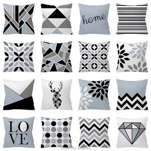 ZENGIA Nordic Cushion cover Po