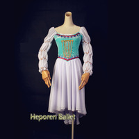 Palace Style Performance Costume For Ballet Dance Princess Ballet Dress Royal Ballet Dancing Romeo And Juliet