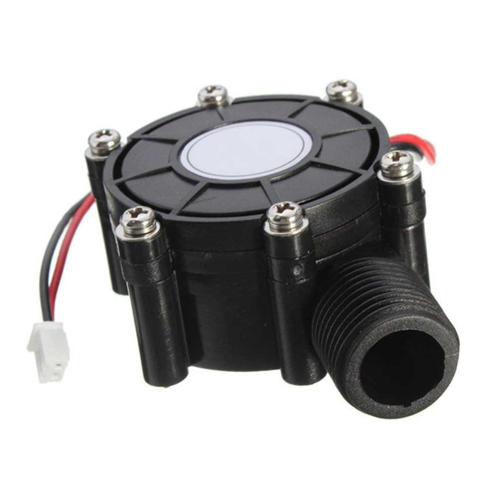 Генератор водяных турбин 12 В постоянного тока микро-гидро зарядка Прочный инструмент Беспроводная мощность AI88