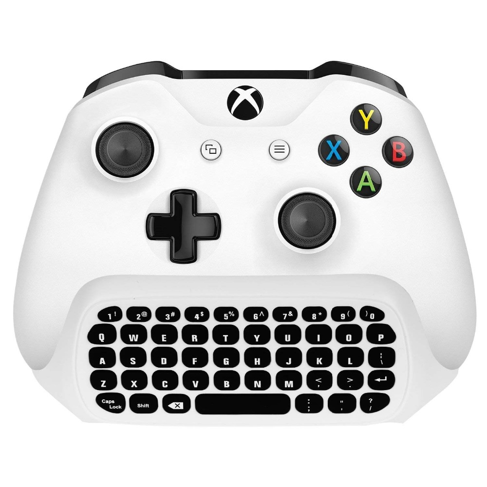 Game Accessories for XBox One/XBox One S Controller Wireless Chatpad XBox One/S 2.4G Receiver Wireless Keyboard for Xbox One/SGame Accessories for XBox One/XBox One S Controller Wireless Chatpad XBox One/S 2.4G Receiver Wireless Keyboard for Xbox One/S