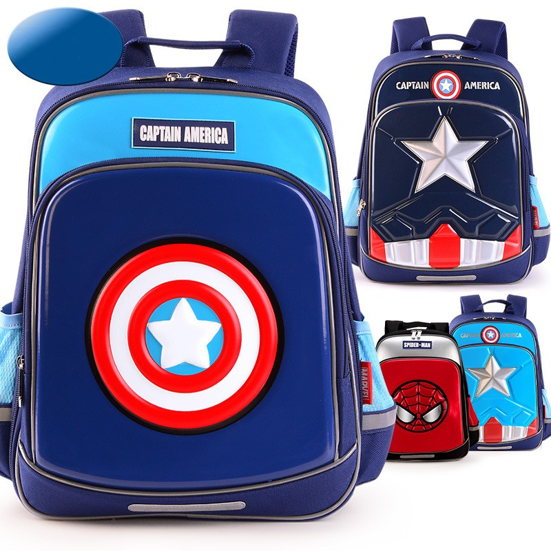 Brand designer EVA Orthopedic Backpacks kids Bag School Backpack Children School Bags For girls boys Primary Schoolbag Mochila фонарь haupa 130318 headlight