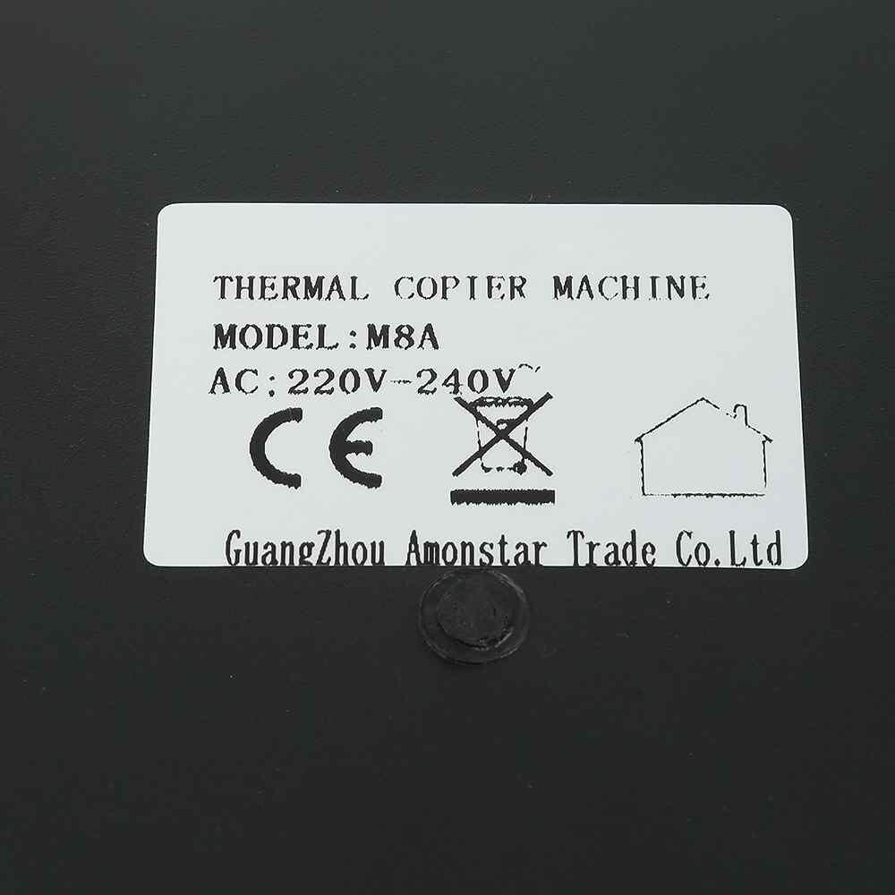 Térmica Desenho Fabricante do Estêncil Do tatuagem