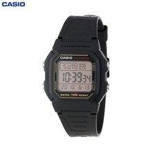 Наручные часы Casio W-800HG-9A мужские электронные на пластиковом ремешке