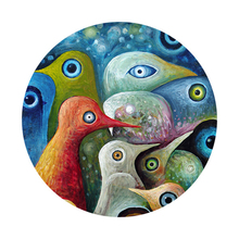 Abstract Birds Phone Grip