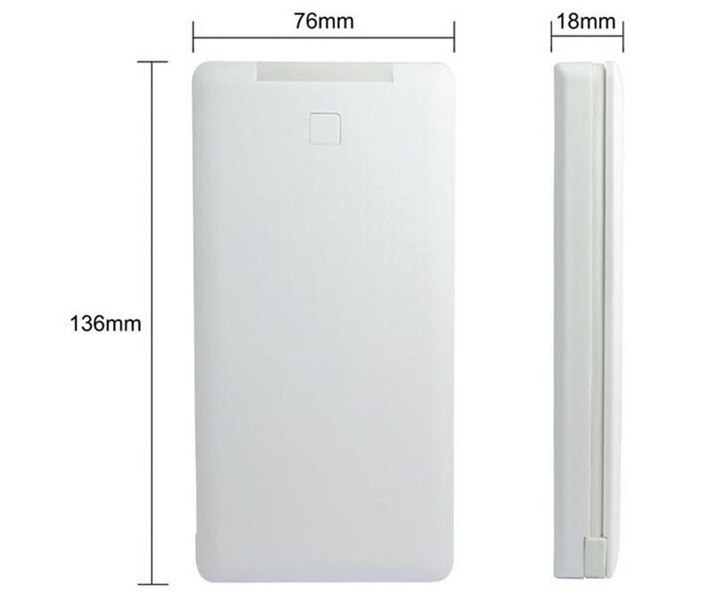power bank 10000 mah with inbuilt cable and connectors 11