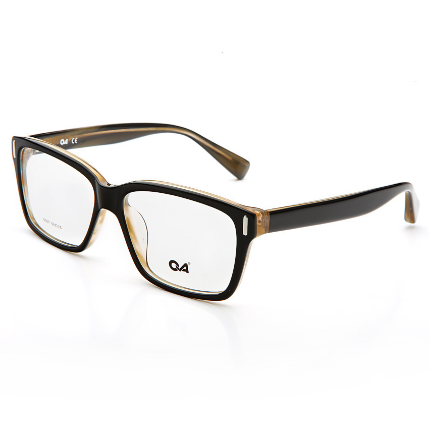 42f6d6b37dd Chashma Acetate Prescription Glasses Frame Women Large Frame Black Optics  Eyewear