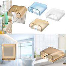 Universal 86 Type Wall Socket Waterproof Box Plate Panel Switch Protection Cover