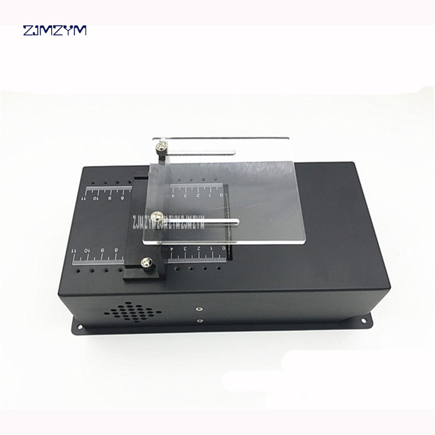 T10 Mini table saw DIY woodworking saws PCB board cutting machine Metal cutting machine 4000-8600r/min No-load speed DC12-24V precision woodworking saws mini table saws metal cutting machines model saws dc 12 24v 5000 rpm a00 b20