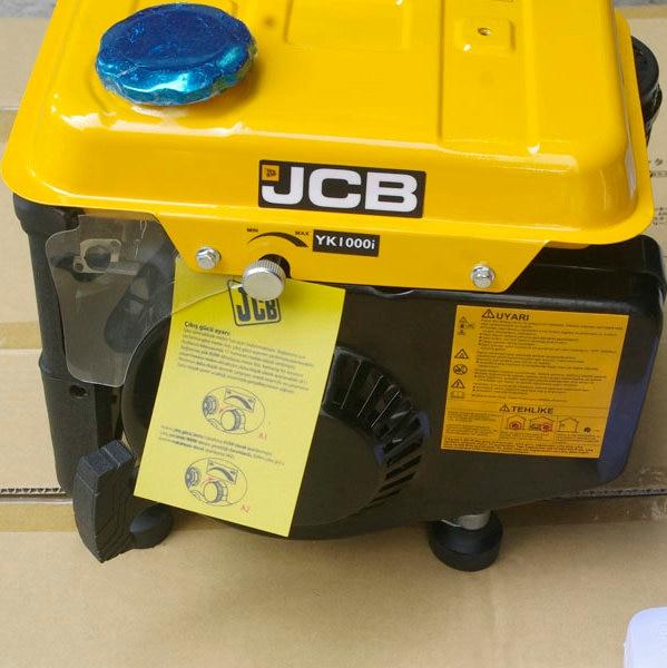 Бензиновый генератор 850 CE TUV ISO