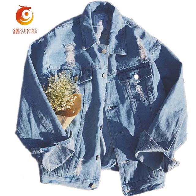 Spring Autumn New Men S Jean Jacket Casual Style Of Literature And