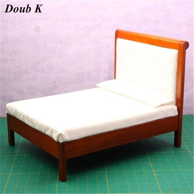 Doub K 1:12 Dollhouse de madera Muebles juguete para muñecas ...